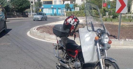 KAHRAMANMARAŞ'TA  TRAFİK KAZASI