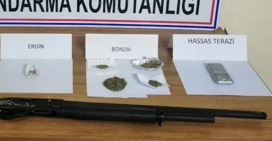 -KAHRAMANMARAŞ'TA UYUŞTURUCU OPERASYONU