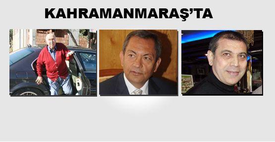 Kahramanmaraş'ta Vergi Rekortmenleri Açıklandı
