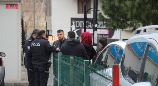 KAPKAÇÇI POLİSTEN KAÇAMADI