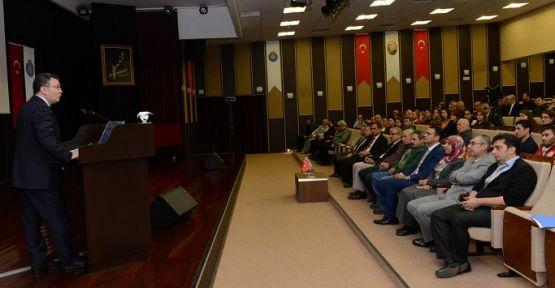 Kemal Atatürk,Ölümünün 79. Yılında KSÜ'de Anıldı