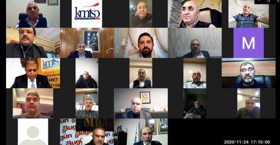 KMTSO MECLİS TOPLANTISI GERÇEKLEŞTİRİLDİ