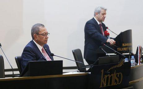 KMTSO ŞUBAT AYI OLAĞAN MECLİS TOPLANTISI YAPILDI
