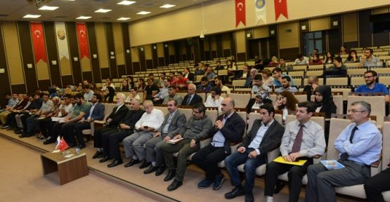 KSÜ'DE ÖĞRENCİ FAALİYETLERİ VE BİLGİLENDİRME TOPLANTISI YAPILDI