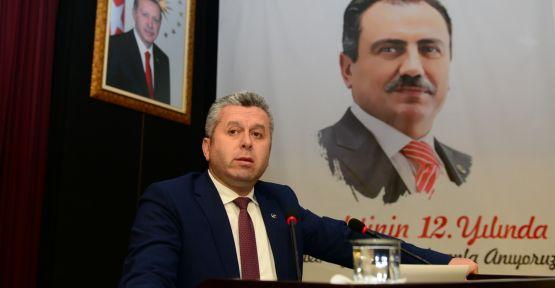 KSÜ'DE MUHSİN YAZICIOĞLU'NU ANMA PROGRAMI