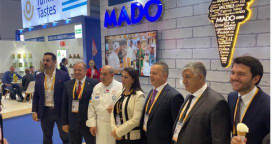 MADO, CHİNA INTERNATİONAL IMPORT EXPO FUARINDA