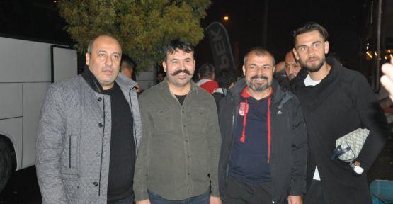 MARAŞ PAÇA'DAN KAHRAMANMARAŞSPOR'A MORAL YEMEĞİ