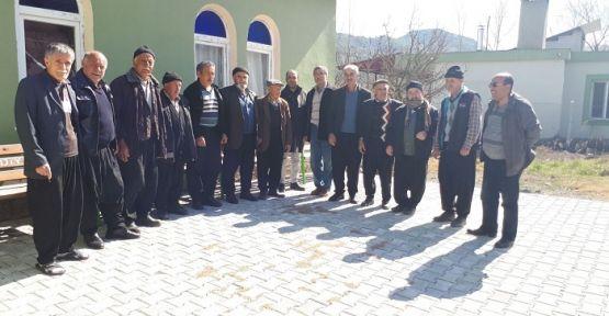 MARAŞ'TA ÇİFTÇİ BİLGİLENDİRME TOPLANTILARI DEVAM EDİYOR