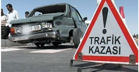 Maraş'ta Trafik Kazası: 1 Ölü