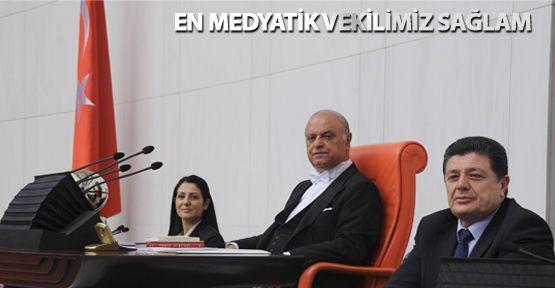 Mehmet Sağlam En Medyatik Vekilimiz
