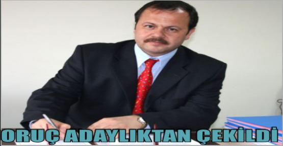 MHP'DE BİR ADAY DAHA İSTİFA ETTİ