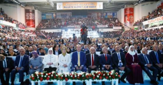 MİLLETVEKİLİMİZ MAHİR ÜNAL MKYK'YA SEÇİLDİ