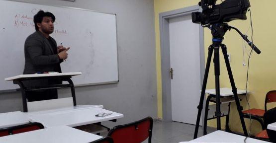 ONİKİŞUBAT BELEDİYESİ'NDEN ONLİNE DERSLER