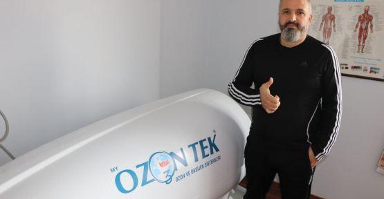 OZON SAUNA KALP KRİZİNİ, BEYİN KANAMASINI ÖNLER.