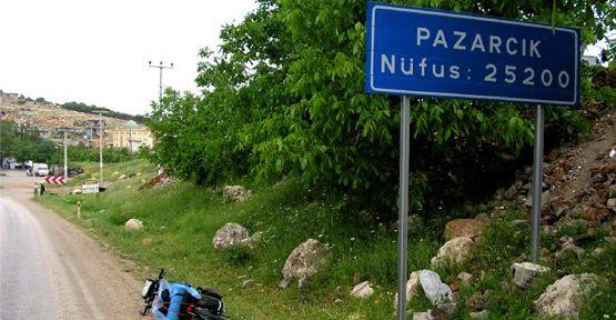 """Pazarcık'ta """"12 Eylül Caddesi""""Nin İsmi Değiştirildi"""