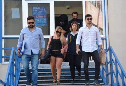 POLİS FUHUŞ OPERASYONU DÜZENLEDİ