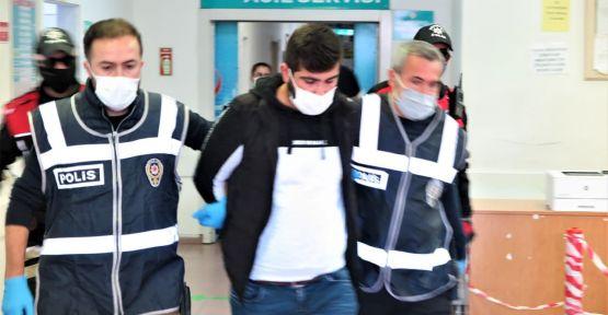POLİS ŞÜPHELENDİ, 17 YIL CEZASI OLDUĞU ORTAYA ÇIKTI
