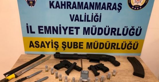 POLİSİ MAGANDALARA GÖZ AÇTIRMIYOR
