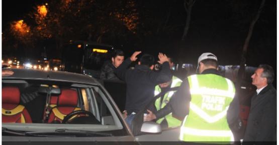 POLİSTEN  HUZUR OPERASYONU