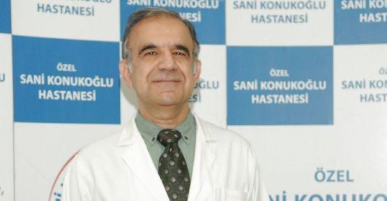 PROF. DR. BAKIR, ÖZEL SANİ KONUKOĞLU HASTANESİ'NDE