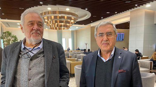 PROF. DR. İLBER ORTAYLI, KSÜ'YE  GELİYOR
