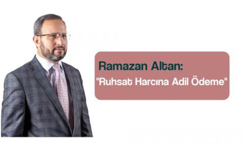 RAMAZAN ALTAN: