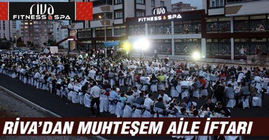 RİVA FİTNESS AİLE İFTARINA BÜYÜK İLGİ