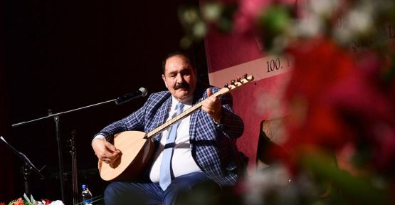ŞAHBALLI'DAN 100. YIL KONSERİ