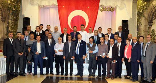 -SANKO HOLDİNG GELENEKSEL İFTAR YEMEĞİ