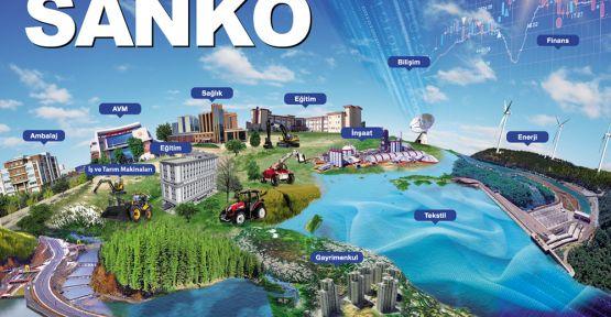 SANKO HOLDİNG'İN ALTI ŞİRKETİ LİSTEYE GİRDİ