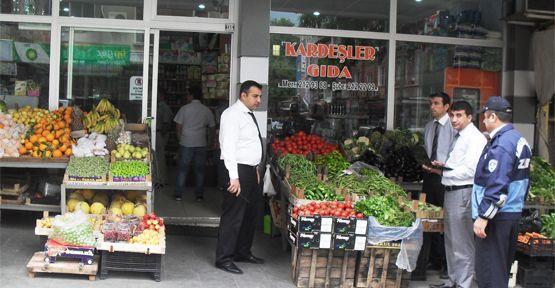 Sebze ve Meyvelere Künye Geliyor