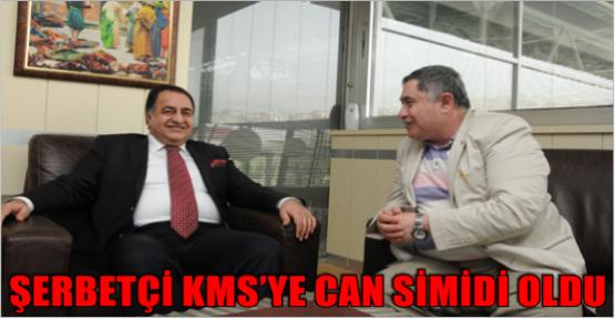ŞERBETÇİ KAHRAMANMARAŞSPOR'U ŞERBETLEDİ