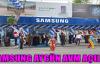 Aygün Avm Samsung Mağazasını açtı.