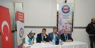 """AYDIN, 'BİZİM ÖNCELİĞİMİZ TÜRKİYE'DİR"""""""