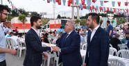 BAŞKAN HANEFİ MAHÇİÇEK 'GÖNÜLLERİMİZ...
