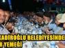 BEŞENLİ MAHALLESİ İFTAR SOFRASINDA BULUŞTU...