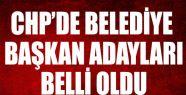 ELBİSTAN VE ANDIRIN ADAYLARI BELİRLENDİ