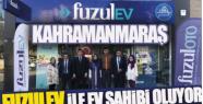 FUZULEV MARAŞLILARI EV SAHİBİ YAPIYOR...