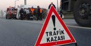 KAHRAMANMARAŞ'TA TRAFİK KAZASI 5 YARALI