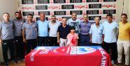 TÜFAD'DAN KAHRAMANMARAŞSPOR'A ZİYARET