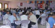 ÜNAL, PAZARCIK'TA MUHTARLARA SESLENDİ...