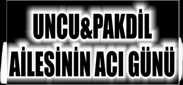 UNCU&PAKDİL AİLESİ YASTA