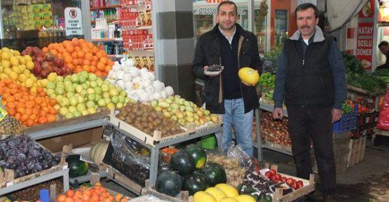 Yaz Meyveleri KAHRAMANMARAŞ'TA