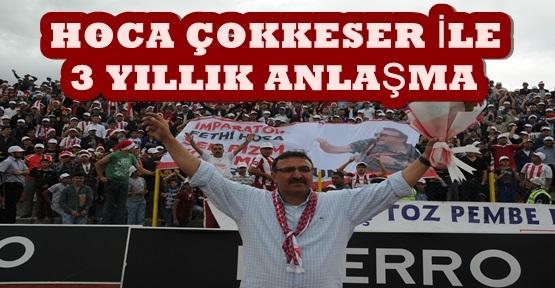 YENİ SEZONDA 'ÇOKKESER' ANLAŞMASI